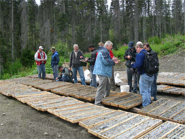 Mining Analyst Decar Site Visit led by First Point's Peter Bradshaw and Ron Britten